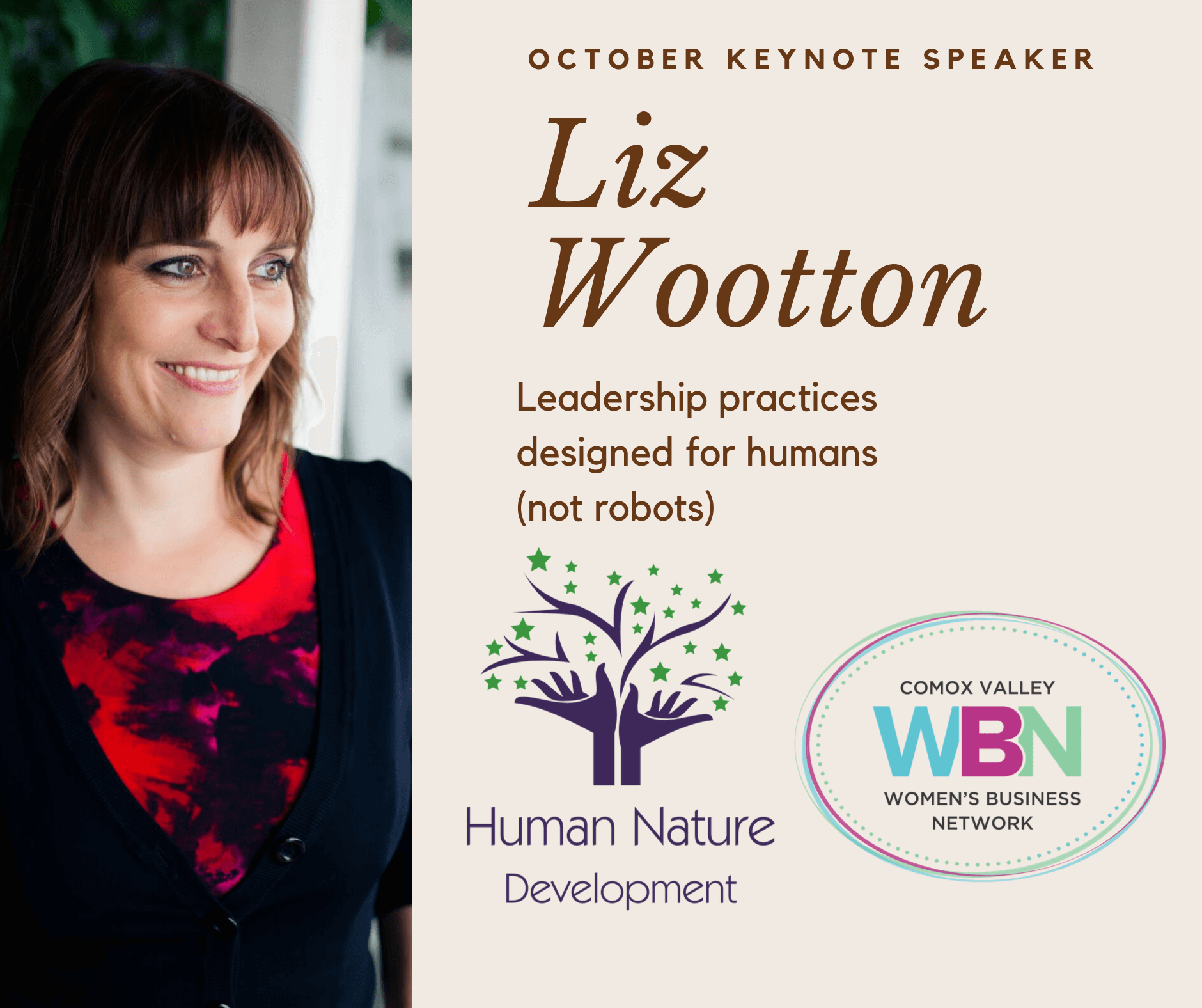 Liz Wootton Keynote