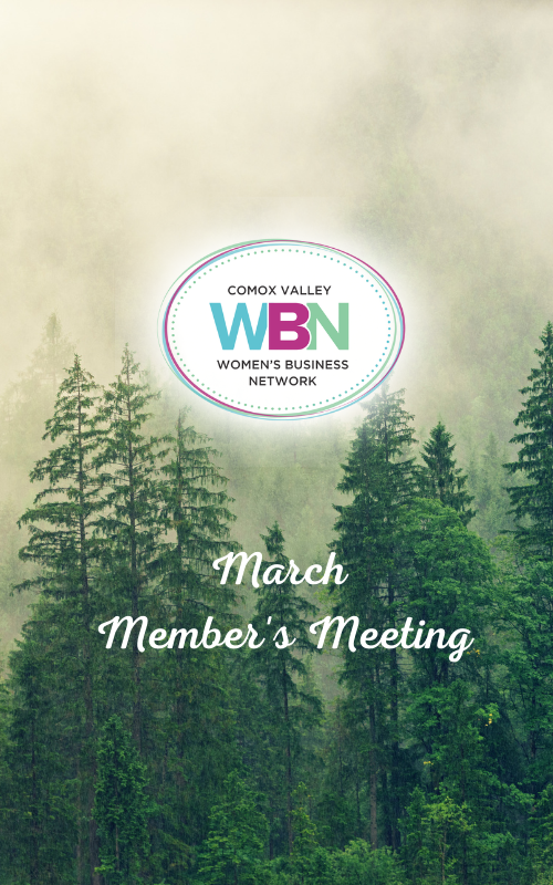 March Meeting – Nurturing Resilience Pt. 2