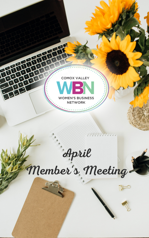 Join us for an Interactive Meeting in April