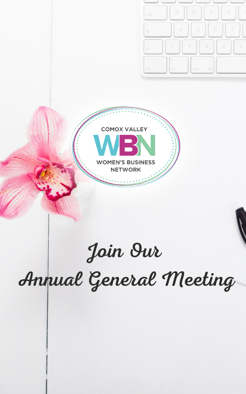 Our Annual General Meeting is on May 12th